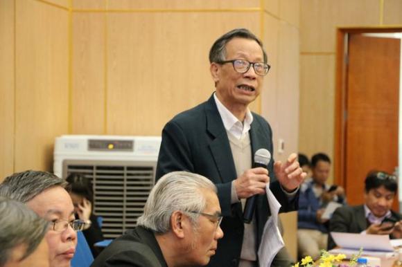 GS Nguyễn Kế Tuấn: Ví các tập đoàn như quả đấm thép, đấm ai ở thời đại này? - 1