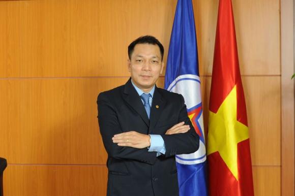 Tân Thứ trưởng Bộ Công Thương Đặng Hoàng An