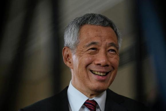 Ông Lý Hiển Long tạm rời chức Thủ tướng Singapore