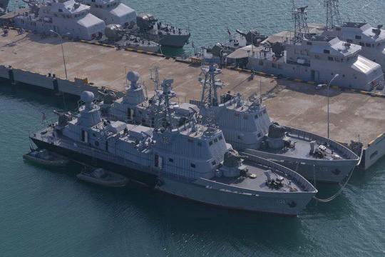 Campuchia bí mật cho Trung Quốc sử dụng căn cứ hải quân? - Ảnh 1.