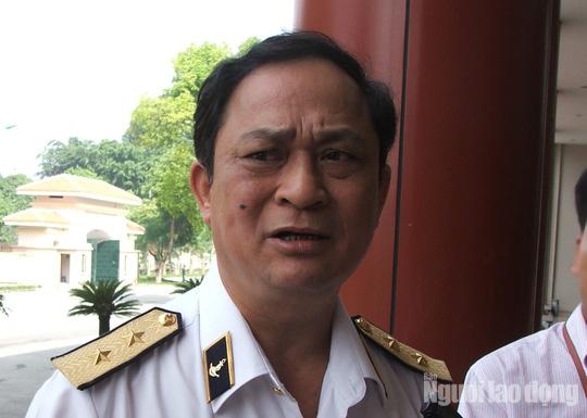 Đô đốc Nguyễn Văn Hiến bị Bộ Chính trị cách các chức vụ Đảng nhiệm kỳ 2005-2010 - Ảnh 2.