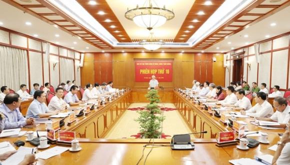 Đưa vụ ông Lê Tấn Hùng vào diện Ban chỉ đạo chống tham nhũng theo dõi - ảnh 1