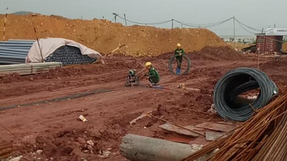 Quảng Ninh yêu cầu dừng thi công nhà máy vải chưa đủ giấy phép - ảnh 2