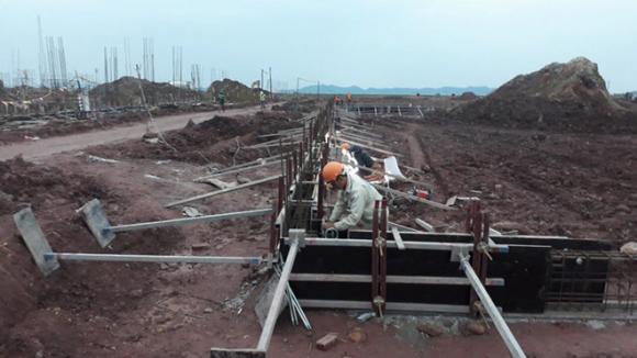 Quảng Ninh yêu cầu dừng thi công nhà máy vải chưa đủ giấy phép - ảnh 3