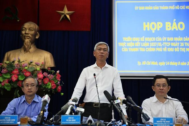 Pho Chu tich TP HCM: Khong de ba con Thu Thiem thiet thoi them mot lan nua