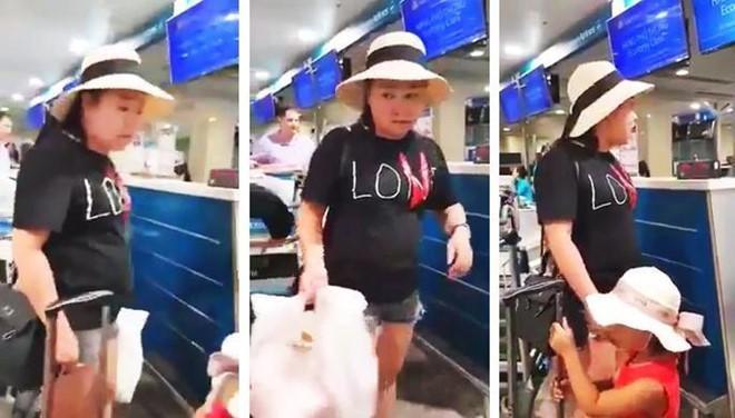 Cấm bay 12 tháng nữ đại úy công an thóa mạ nhân viên hàng không