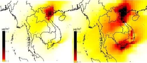nhiệt điện than, ô nhiễm môi trường, ung thư