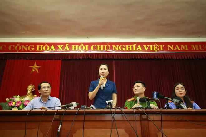 Bắt tạm giam bà Nguyễn Bích Quy, người đưa đón học sinh trường Gateway - ảnh 3