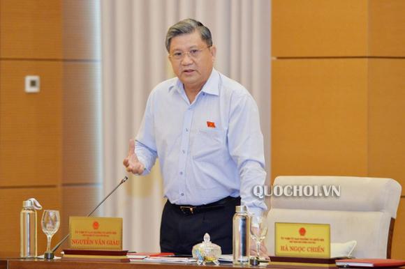Ông Nguyễn Văn Giàu lo bộ trưởng Bộ GTVT khó giữ lời hứa - Ảnh 1.