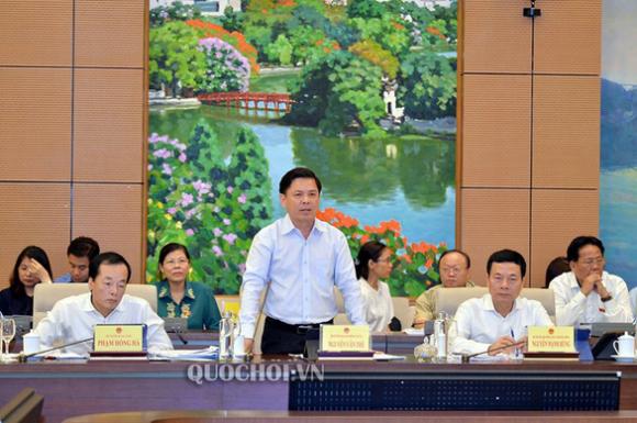 Ông Nguyễn Văn Giàu lo bộ trưởng Bộ GTVT khó giữ lời hứa - Ảnh 2.