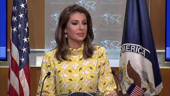 """Bộ Ngoại giao Mỹ hôm 8/8 đã gọi Trung Quốc là """"chế độ côn đồ"""""""