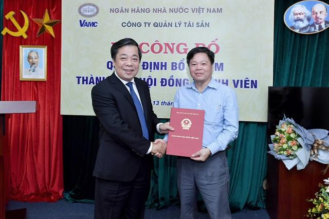 Điều động Chủ tịch Nhà máy in tiền Quốc gia sang Công ty xử lý nợ VAMC - 1