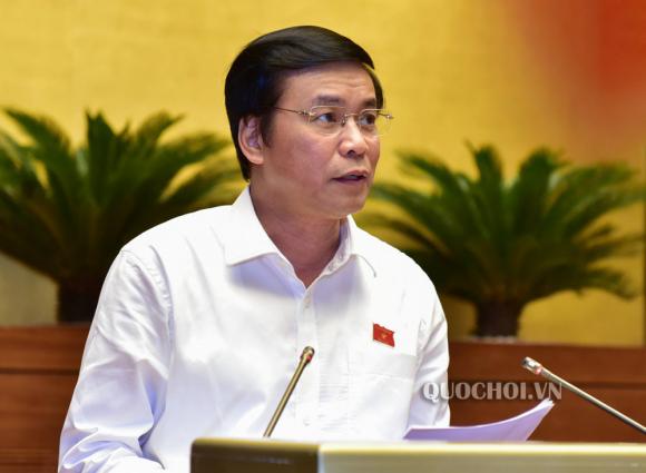 Tong thu ky Quoc hoi: 9 nguoi bo tron o lai Han Quoc khong thuoc doan cong tac cua Chu tich Quoc hoi hinh anh 1