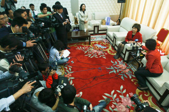 Nữ Bộ trưởng Giao thông Mỹ gốc Hoa Elaine Chao bị điều tra vì thông đồng với Trung Quốc và mưu lợi riêng - Ảnh 5.