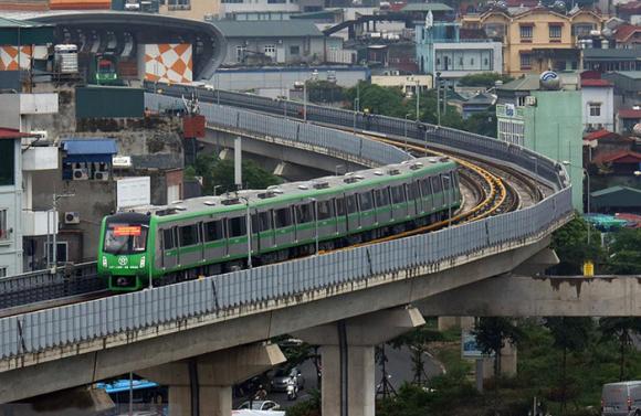 Hà Nội báo cáo Ban Bí thư vì 'bất lực' với dự án đường sắt Cát Linh - Hà Đông