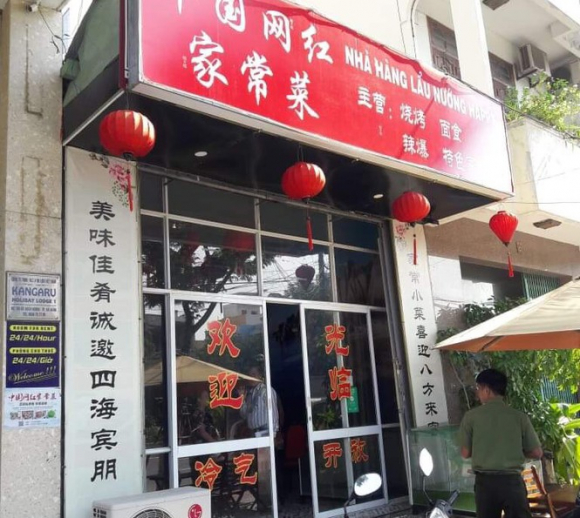 Đà Nẵng dẹp hàng loạt bảng hiệu tiếng Trung Quốc - ảnh 2