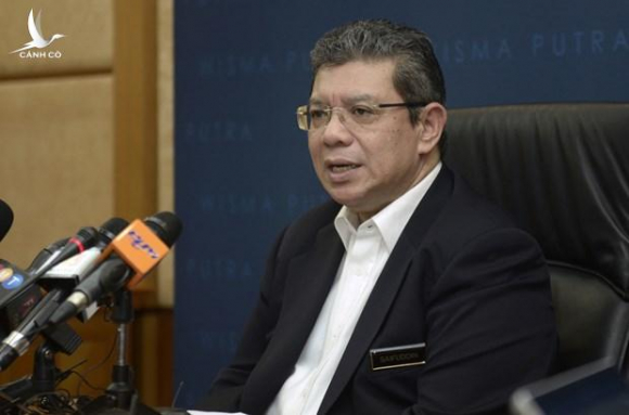 Ngoại trưởng Malaysia Saifuddin bin Abdullah