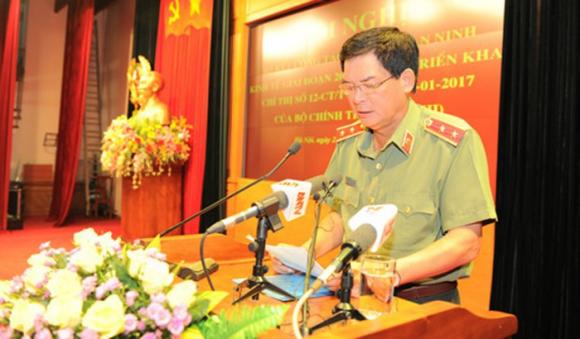 Trung tướng Trình Văn Thống