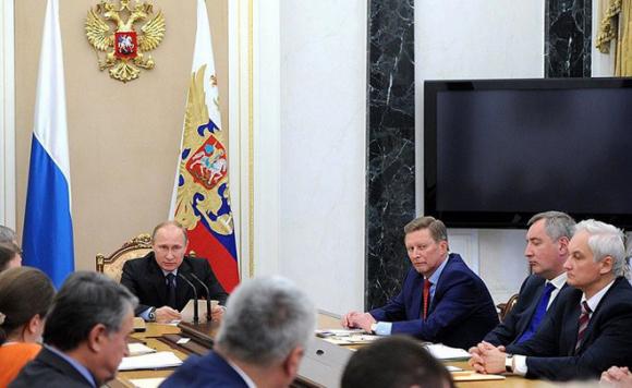 Chống tham nhũng kiểu Putin: Quan không dám tham dù trong ý nghĩ - Ảnh 1.