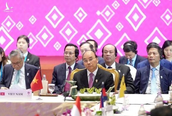 Thủ tướng Nguyễn Xuân Phúc, đã lên án việc làm của Bắc Kinh và đã lưu ý các đối tác ASEAN rằng
