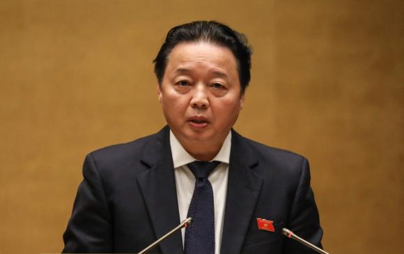 Bộ trưởng Trần Hồng Hà: Có thể yên tâm với 3 nhà máy điện hạt nhân Trung Quốc - Ảnh 1.