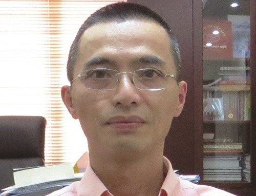 Cựu chánh thanh tra Đặng Anh Tuấn. Ảnh: Báo Thanh tra.