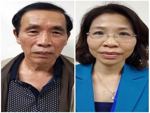 Những cán bộ nào của Hà Nội đã bị khởi tố, bắt tạm giam liên quan vụ Nhật Cường? - Ảnh 1.