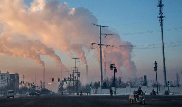Nhiệt điện than và nỗi kinh hoàng mang tên khói bụi ở Trung Quốc