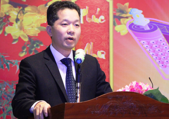 Tân Phó bí thư Thường trực Thành ủy Đà Nẵng nói về sự phức tạp trong vụ việc Đồng Tâm /// Ảnh: Hoàng Sơn