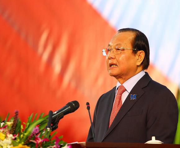 Xem xét kỷ luật nguyên bí thư thành ủy TP.HCM Lê Thanh Hải - Ảnh 1.
