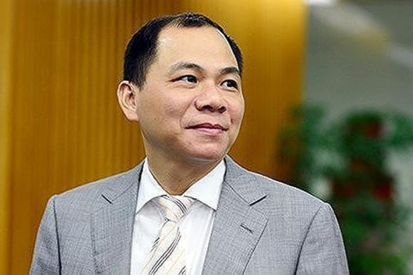Công ty riêng của vợ chồng ông Phạm Nhật Vượng và giao dịch đáng chú ý tại Vingroup - 1
