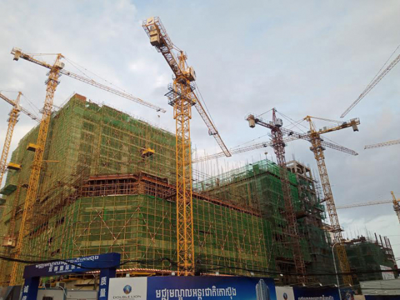 Campuchia thực thi 'bàn tay sắt', vạn người Trung Quốc tháo chạy