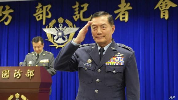 Tổng tham mưu trưởng quân đội Đài Loan thiệt mạng do tai nạn máy bay - Ảnh 2.