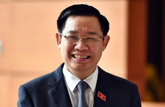 Tân Bí thư Thành ủy Hà Nội Vương Đình Huệ đảm nhiệm thêm trọng trách mới