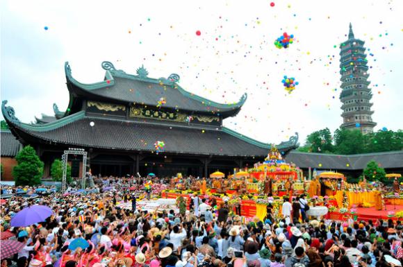 Thuê gần 3 triệu m2 xây chùa, đại gia Xuân Trường quên đóng thuế, phí - Ảnh 1.