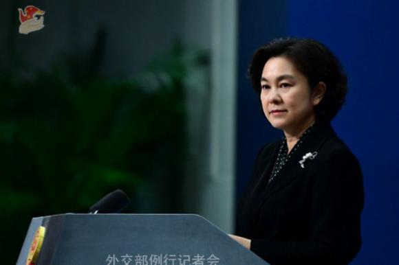 Bộ Ngoại giao Trung Quốc: Trong gian nan mới nhận chân tình bạn - Ảnh 1.
