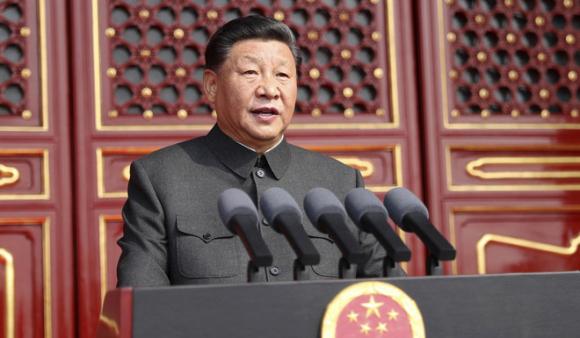 Thông điệp đáng chú ý của ông Tập sau ngày kinh tế TQ nhận tin sốc: TQ tốt, thì thế giới mới có thể tốt hơn - Ảnh 1.