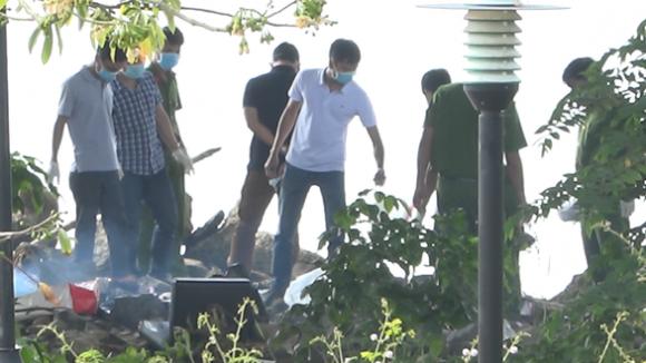 Bắt giữ 1 nghi phạm vụ thi thể bị cắt rời ở Đà Nẵng - Ảnh 1.