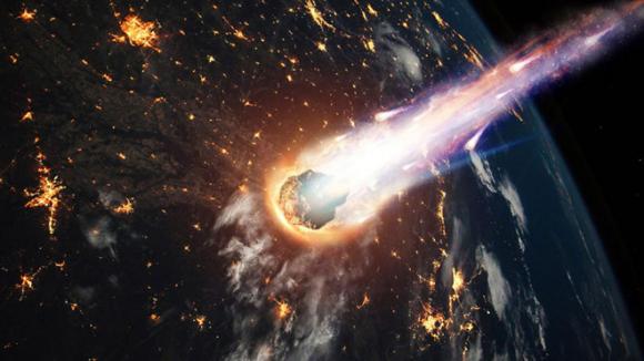 Dự báo một thiên thạch khổng lồ sắp bay sượt qua trái đất /// Express