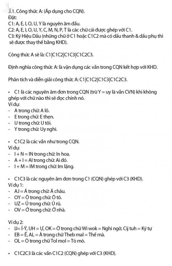 Tiếng Việt không dấu được cấp bản quyền, tác giả hy vọng chữ có thể đưa vào học - 9