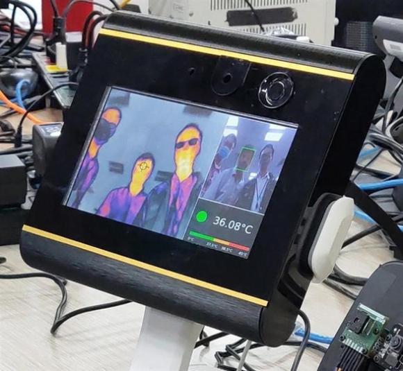 Vingroup bắt tay sản xuất máy thở, máy đo thân nhiệt, cam kết tặng Bộ Y tế 5.000 máy thở - Ảnh 3.