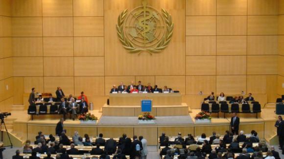 Đại hội Y tế thế giới năm nay khai mạc ngày 18/5 sẽ quyết định nhiều vấn đề lớn liên quan đến Trung Quốc (Ảnh: WHO)