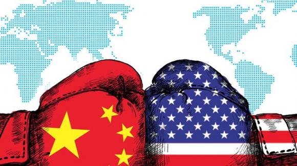 """Giới nghiên cứu Mỹ đánh giá quan hệ Mỹ - Trung """"đang ở trong một thời điểm rất, rất nguy hiểm, cực kỳ nguy hiểm, có thể xảy ra xung đột"""" (Ảnh: Đa Chiều)."""