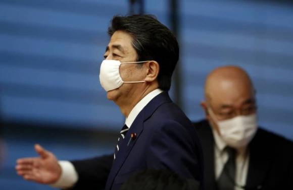 Thủ tướng Abe: Virus gây COVID-19 bắt nguồn từ Trung Quốc - ảnh 1