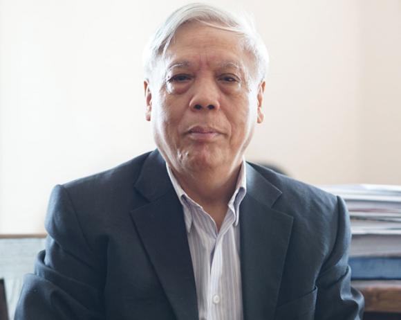 PGS-TS Nguyễn Trọng Phúc, nguyên Viện trưởng Viện Lịch sử Đảng