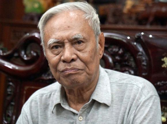Ông Lê Quang Thưởng, nguyên Phó trưởng ban thường trực Ban Tổ chức T.Ư
