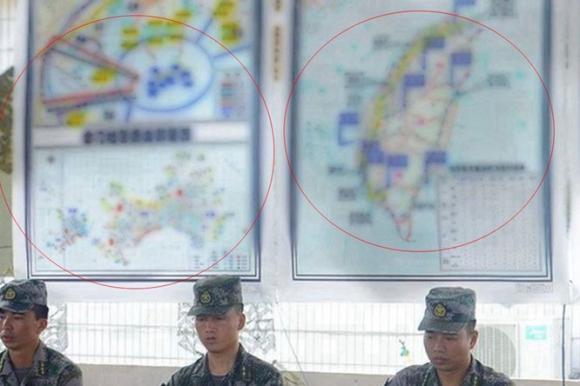Giữa lúc quan hệ hai bên Eo biển căng thẳng, quân đội Trung Quốc rầm rộ diễn tập tấn công Đài Loan - ảnh 3