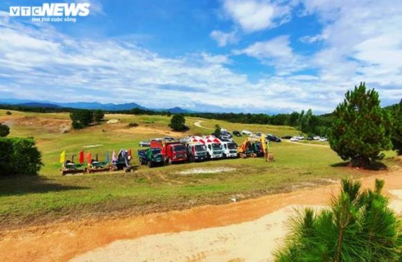 Khởi công dự án sân golf chưa phép ở Huế: Tổng Giám đốc dọa 'vặt cổ' nhà báo - 2