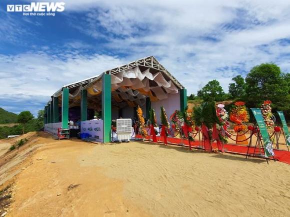 Nhiều lãnh đạo đi dự lễ khởi công dự án sân golf 'chui' ở Thừa Thiên - Huế - 2