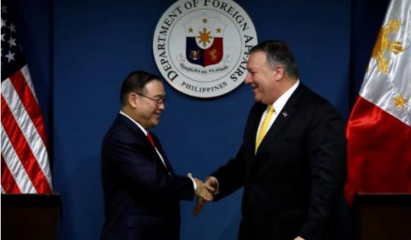 Đằng sau việc Philippines bất ngờ thay đổi lập trường trong quan hệ với Mỹ là cảnh giác với Trung Quốc - ảnh 3
